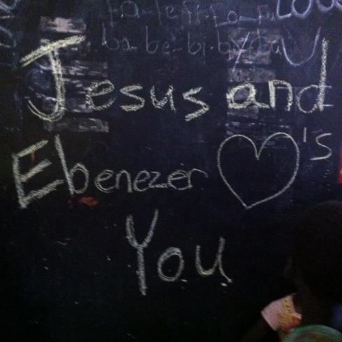 Ebenezer love
